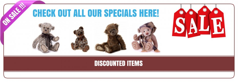 Specials and Items On Sale